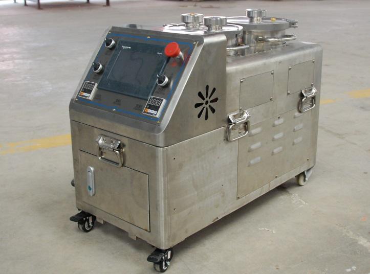 无溶剂复合试验机的不同机型与选择