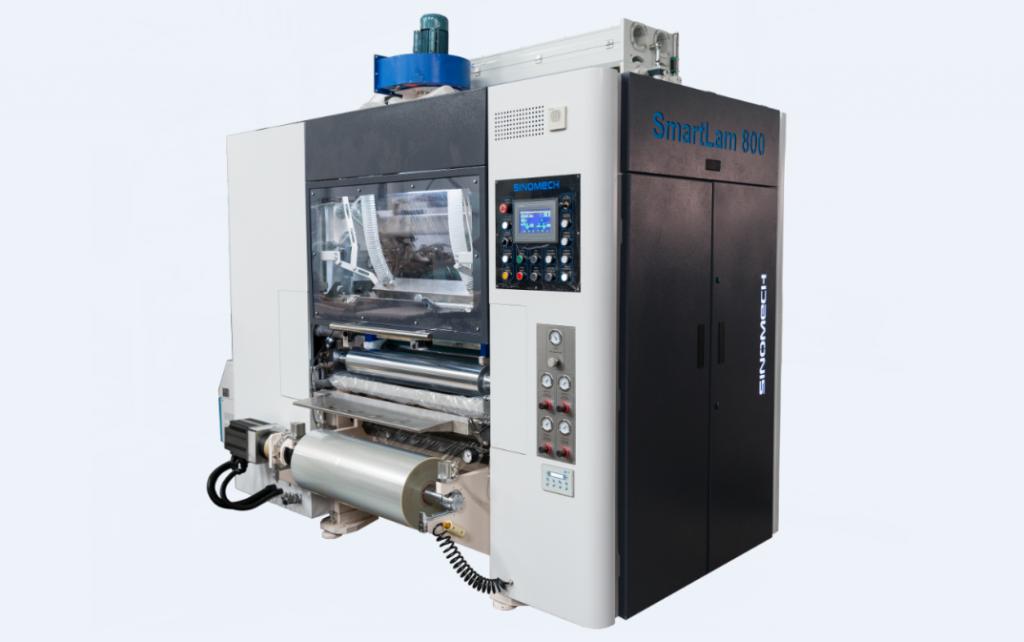 【简讯】通泽SmartLam系列无溶剂复合机出口墨西哥